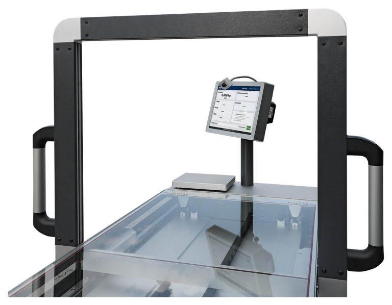 Zippcube kamera rama przesuwna automatyzacja